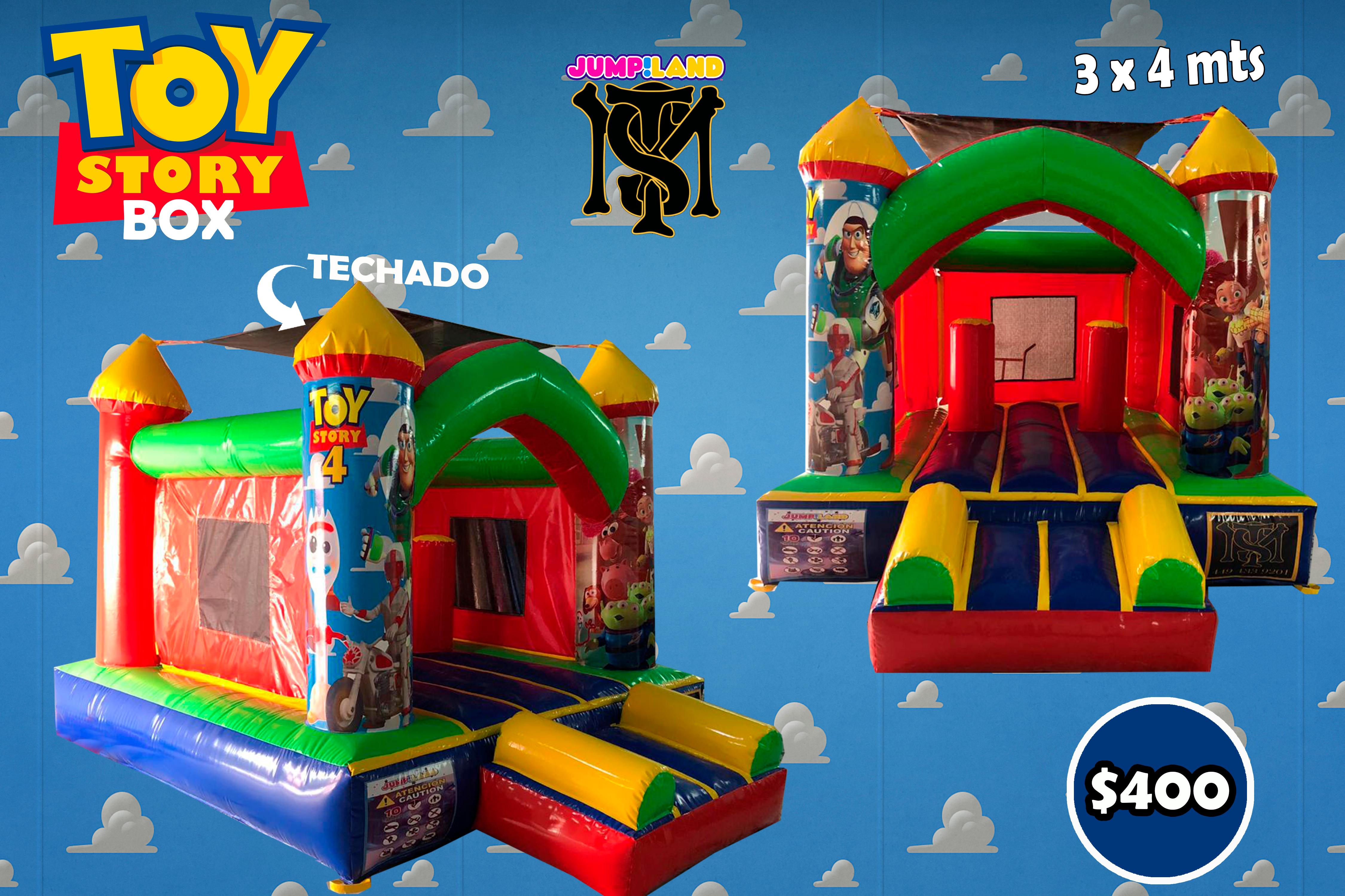 Toys Story Box