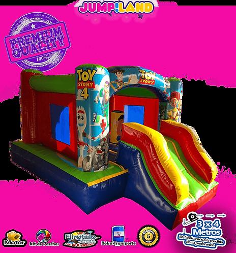 Cubito mini Rampa toys