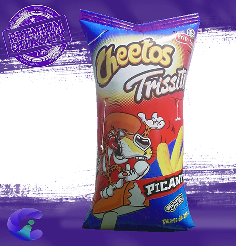 Inflable bolsa Chetos