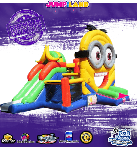 Inflable MInion Play