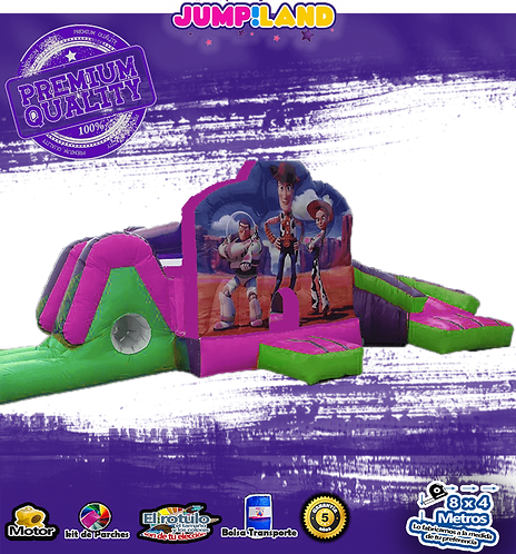 Inflable Toys Story Pac