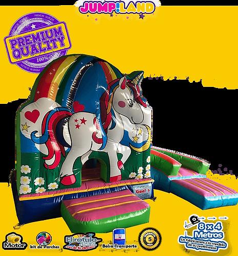 Pony slide