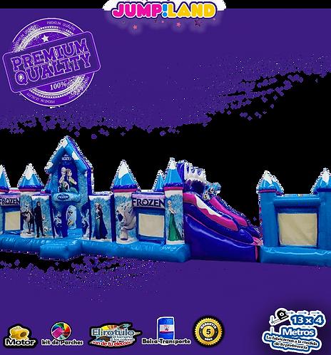 Inflable Super Frozen