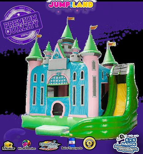 Inflable Castillo Encantado