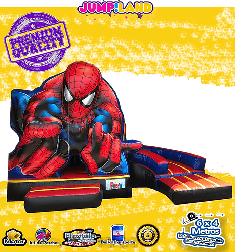 Spiderman Rampa Especial