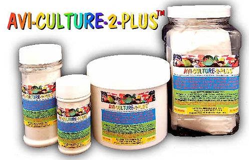 AVI-CULTURE-2-PLUS GMO-FREE, 100% ORGANIC, Avian-Specific PROBIOTIC