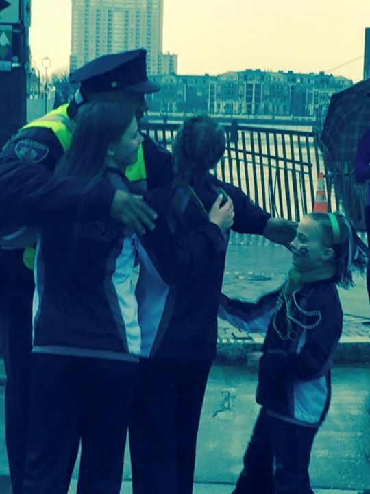 Kids with cop2