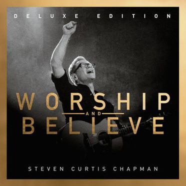 """Hear Lindsey's Background Vocals On Steven Curtis Chapman's New Album """"Worship & Be"""