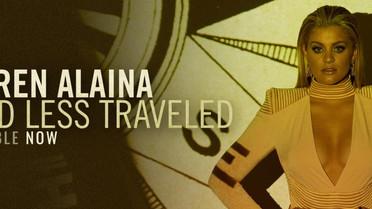 "Lindsey Celebrates a Cut on Lauren Alaina's New Album ""Road Less Traveled"""