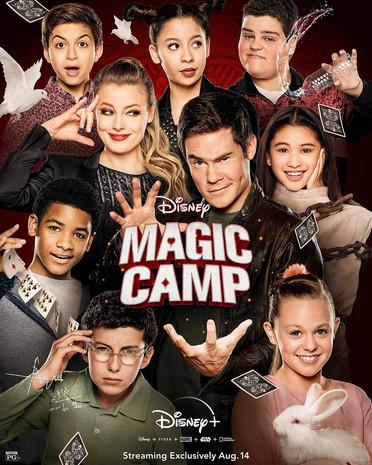 """I Can't Wait"" Featured in Disney+ Film ""Magic Camp"""