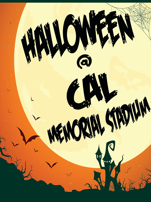 Halloween @ Cal Memorial Stadium