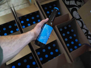 Fraktál sör a Hajnali sörfőzőktől