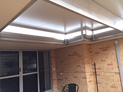Mandurah Patios Raised Flat Insulate