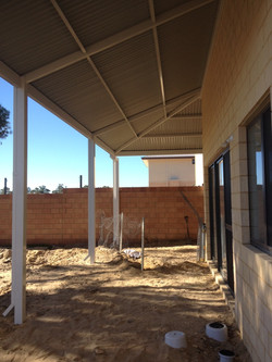 Mandurah Patios Wrap Around Patio