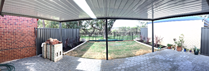 Mandurah Patios Flat Patio