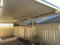 Mandurah Patios Insulated Raised Fla