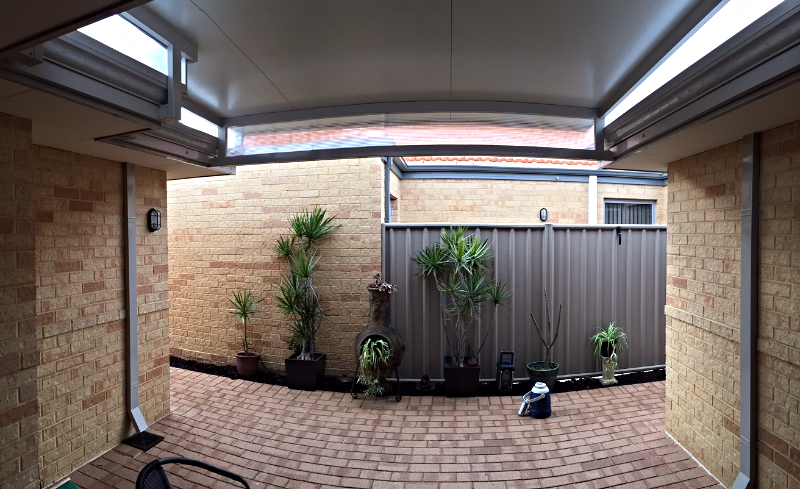 Mandurah Patios Insulated  Raised Fl