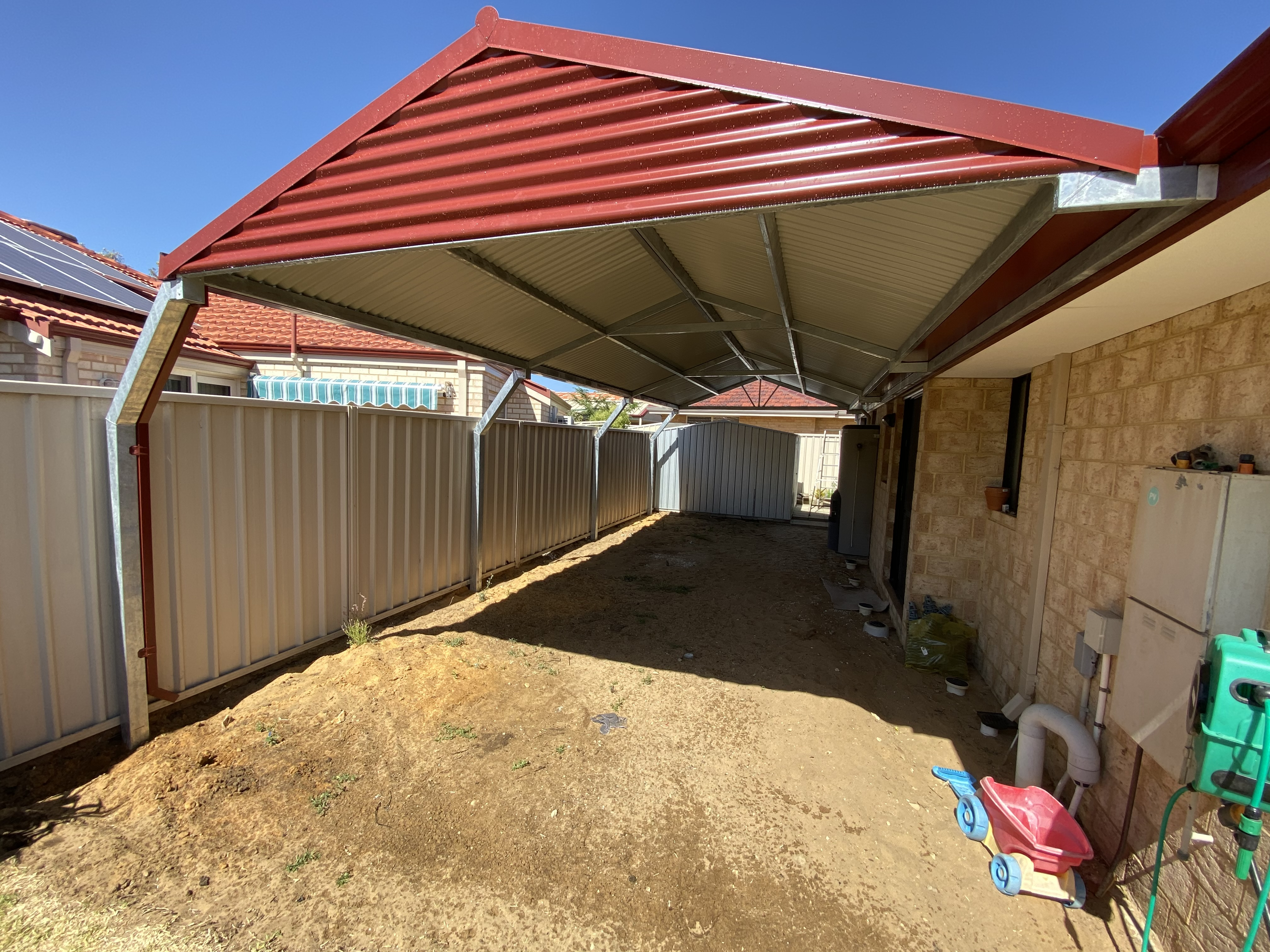 MANDURAH PATIOS GABLE CORRI HDG