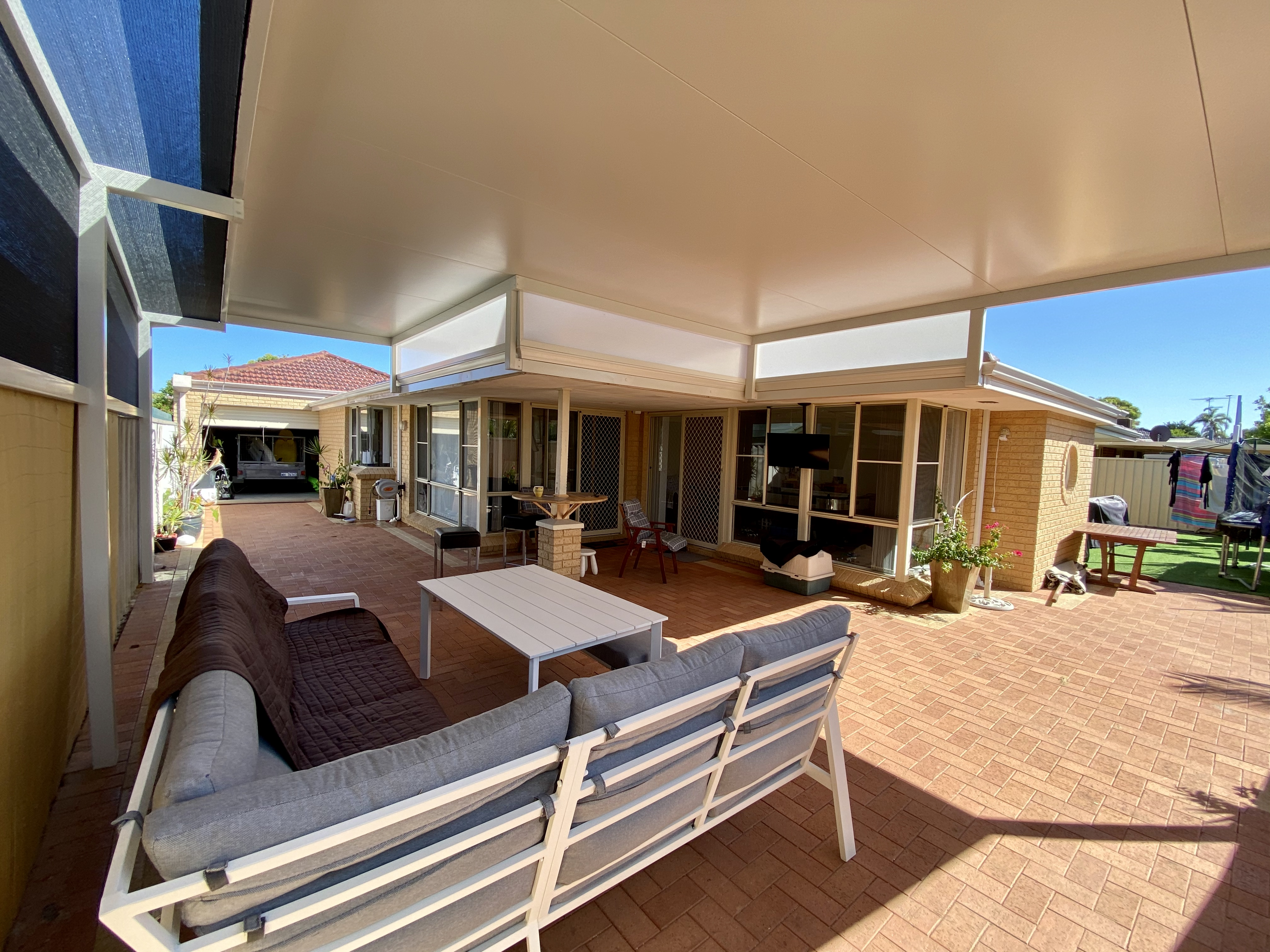 MANDURAH PATIOS RAISED FLAT INSULATED PA
