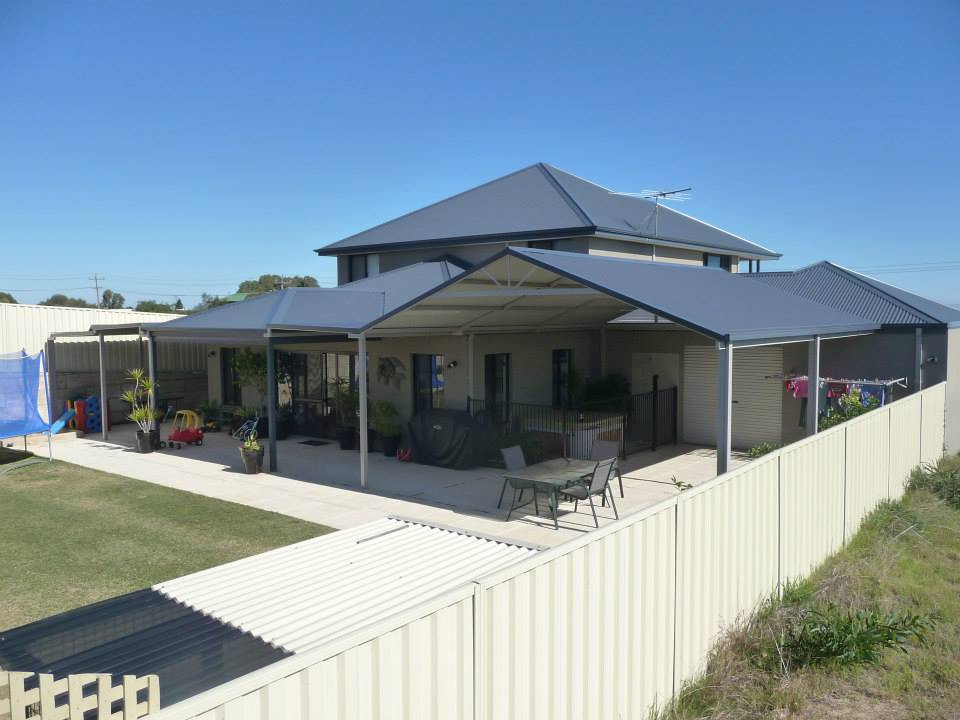 Mandurah Patios, Shed Builders, Wide Span Shed Agent