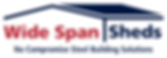 Wide Span Sheds logo