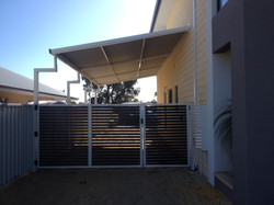Mandurah Patios Raised Skillion Boat