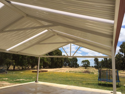 Mandurah Patios Gable Patio