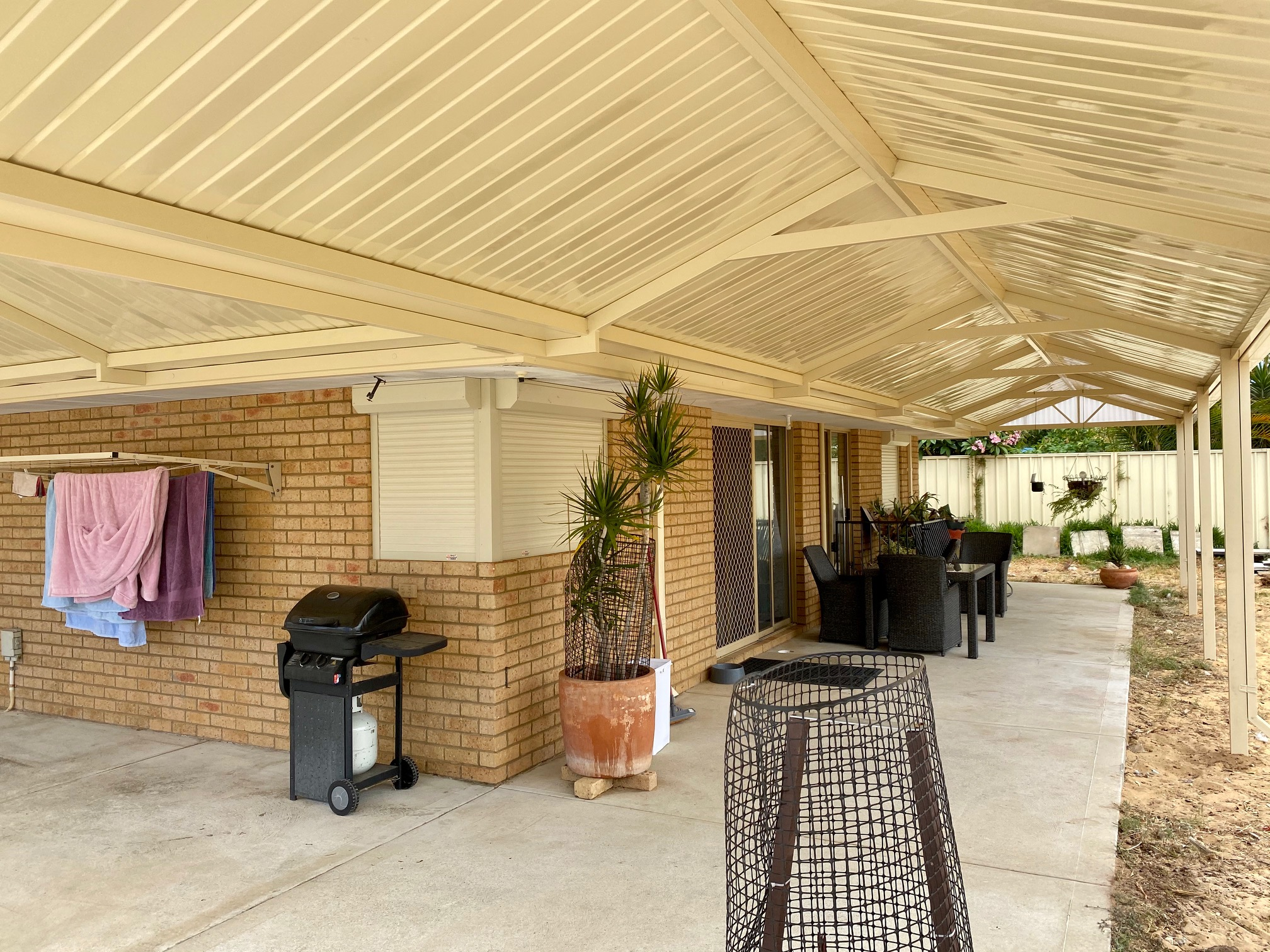 MANDURAH PATIOS GABLE CDEK ROOFING