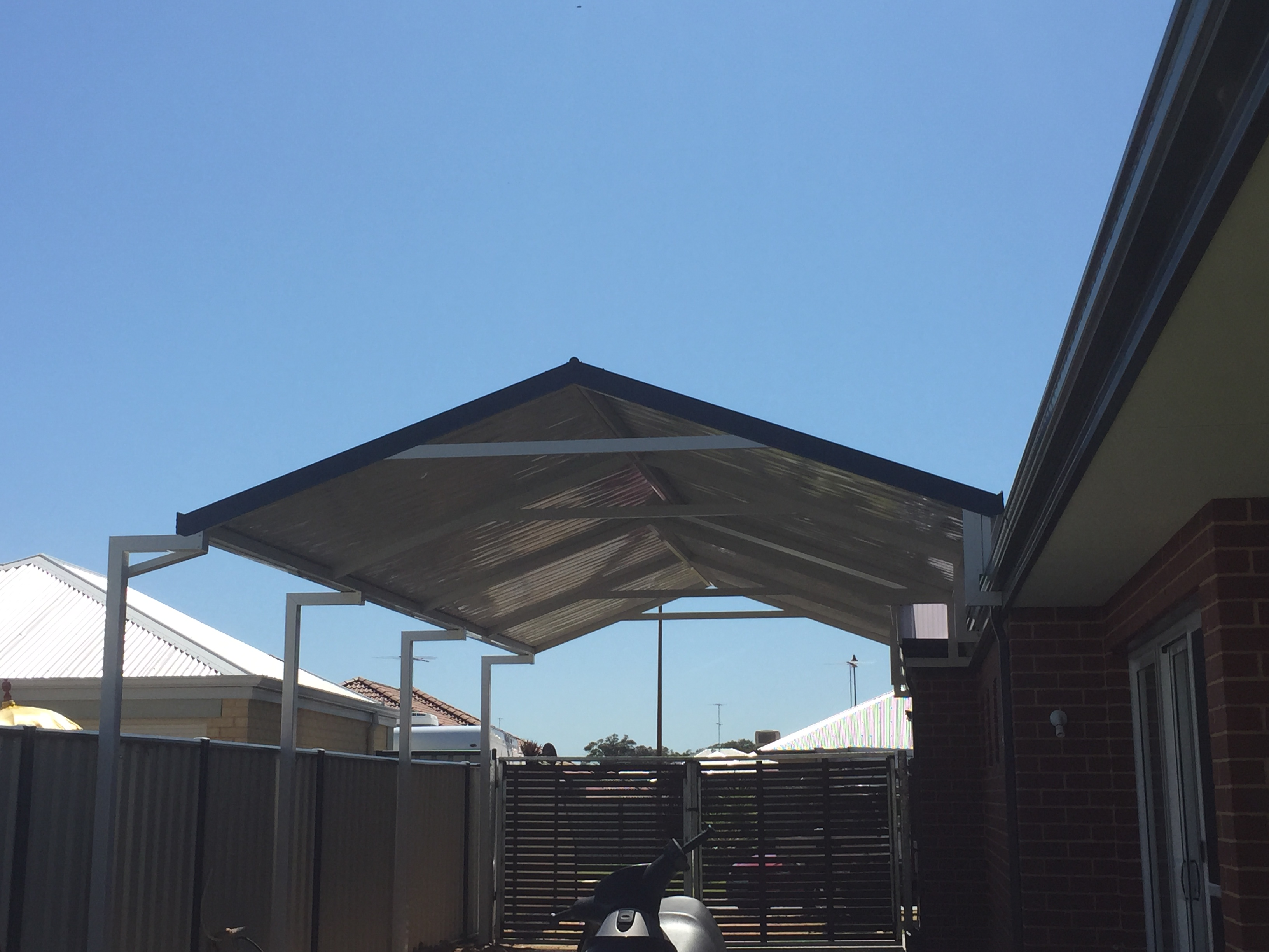 Mandurah Patios Raised Gable