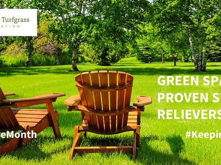#KeepingItReal - Celebrating National Lawn Care Month