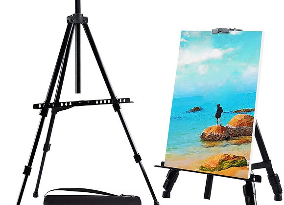 Artist Easel Painting Stand - Portable Adjustable - Foldable Travel Goods