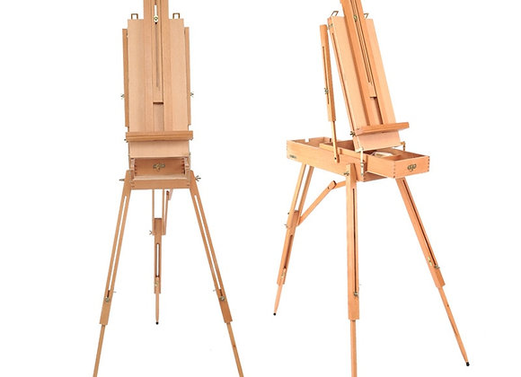 Portable Folding & Durable French Easel Wooden Stand for with an Artist's touch