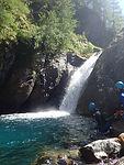 canyoning Oules de Freissinières abarouss proverdonactivités