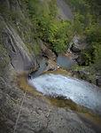 Canyon de Tines Abarouss Canyoning alpes de haute provence