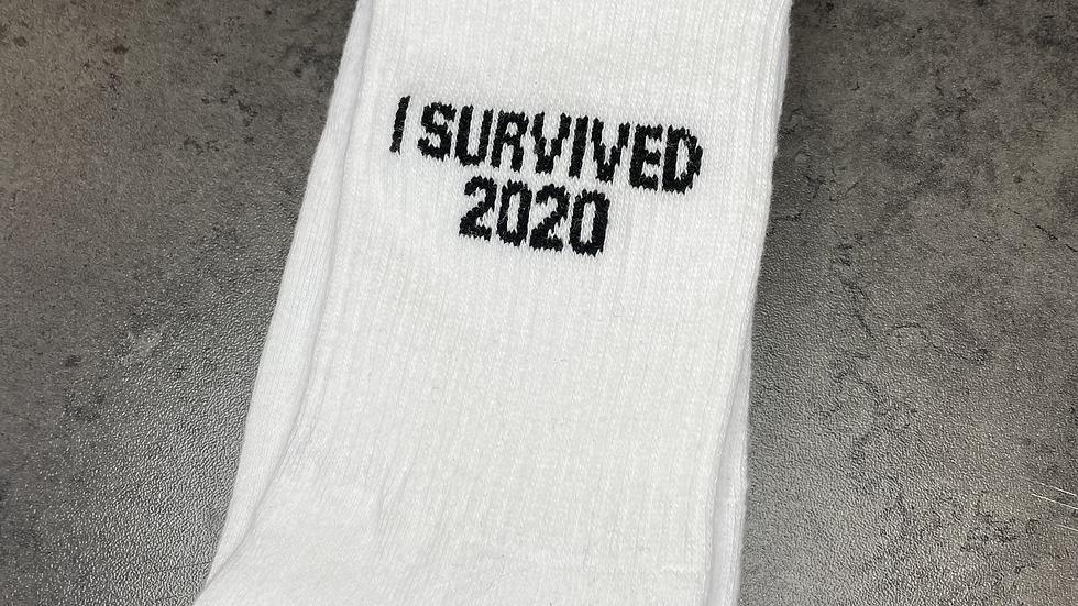 I survived 2020 - MOTHER SOCKER