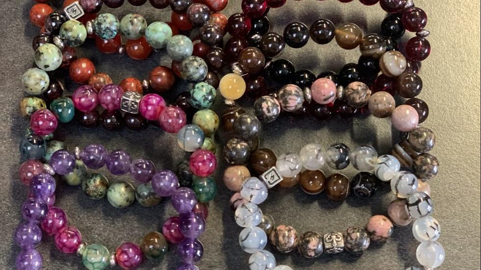 Bracelet perles SANDIEGO CHOPPER