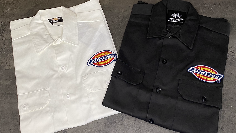 Clintondale Work Shirt S/S DICKIES