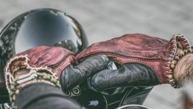 Motostuka «BLACKHEART» Shanks gants