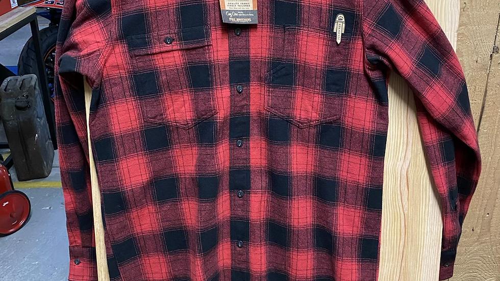 1937 ROAMER Shirt FLANNEL