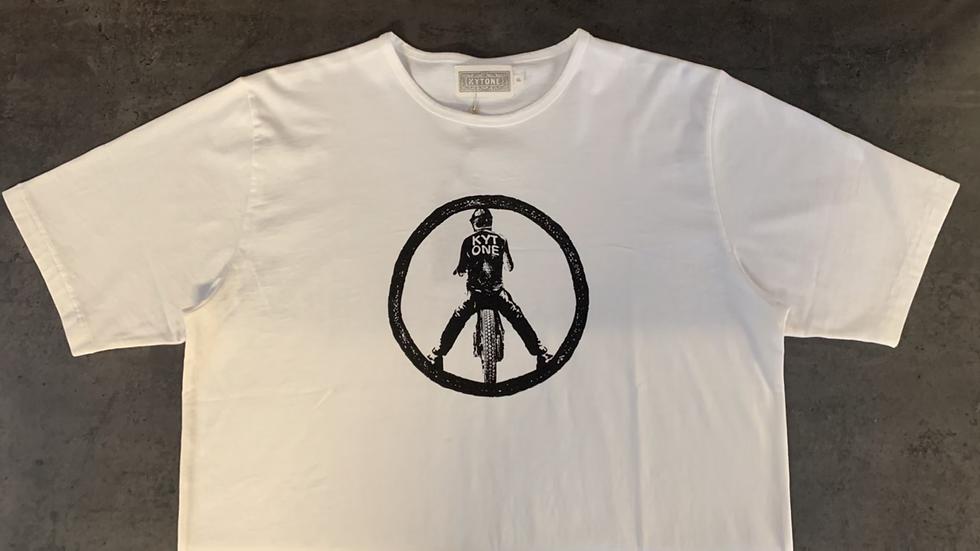 Tee shirt Peace KYTONE