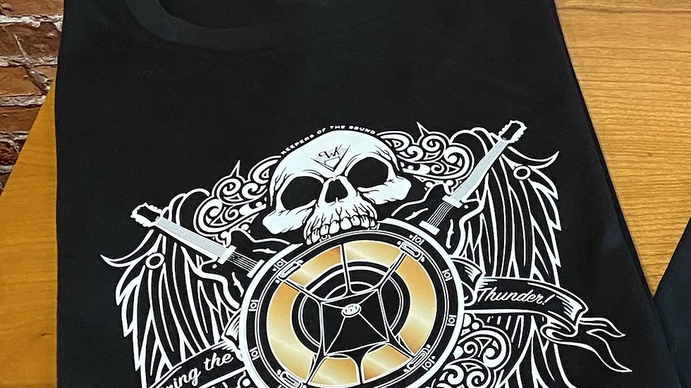 """T-shirt KLIPSCH """"BRING THE THUNDER"""""""
