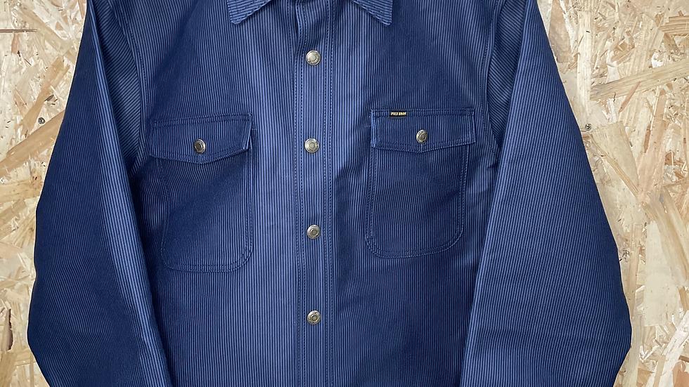 1943 CPO Shirt Hamburg Blue