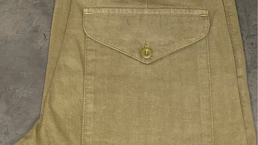 Pattern Trousers olive selvage 1952 PIKE BROTHERS