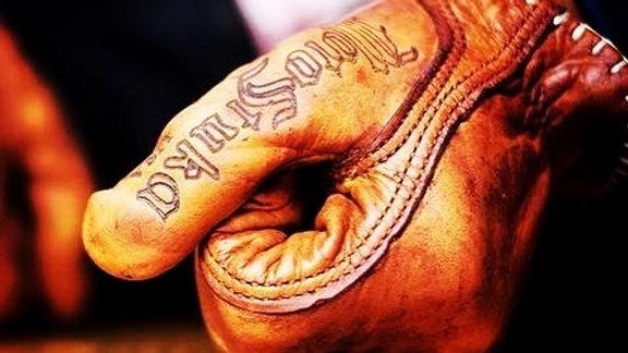 Motostuka «OAK» Shanks gants marron