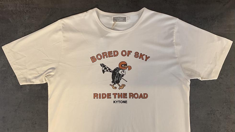 T-shirt Vulture KYTONE