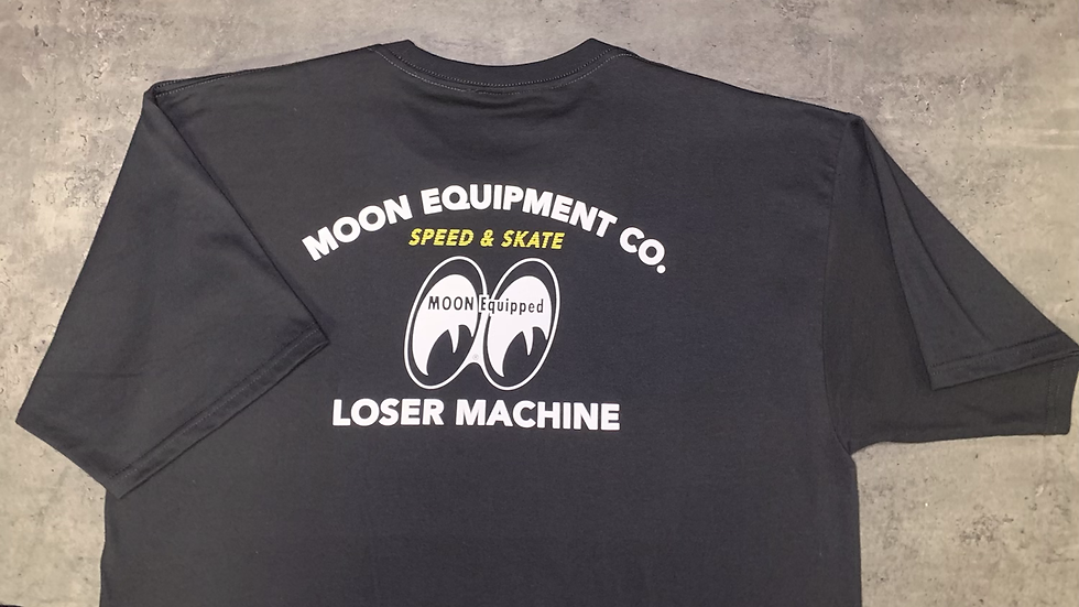 Teeshirt Moon Equipment LMC