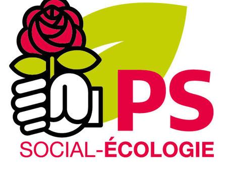 Stéphanie Monfermé : COMMUNIQUÉ DU BUREAU NATIONAL DU PARTI SOCIALISTE