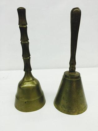 Set of Brass Bells