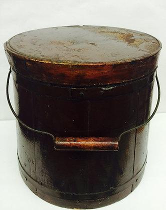 Beautiful Firkin Sugar Bucket