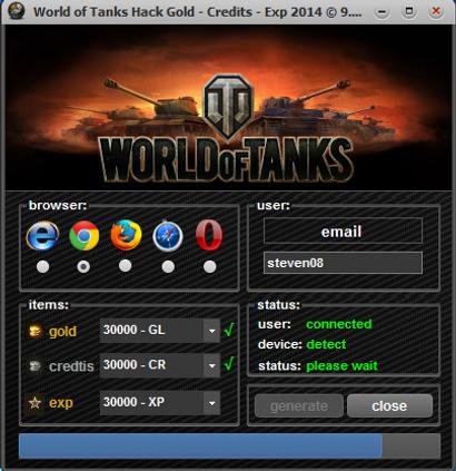 World of Tanks MOD (xvm,aimbot,xray,gold-credits-xp hack